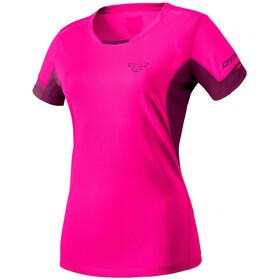 Dynafit Vert 2 SS Tee Women pink glo
